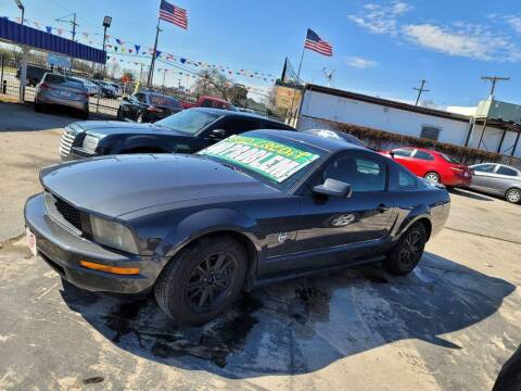 2009 Ford Mustang for sale at JR Auto Inc in San Antonio TX