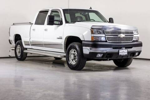 2007 Chevrolet Silverado 2500HD Classic for sale at Truck Ranch in Twin Falls ID