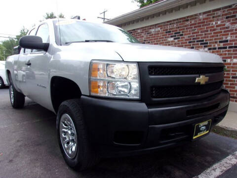 2011 Chevrolet Silverado 1500 for sale at Certified Motorcars LLC in Franklin NH