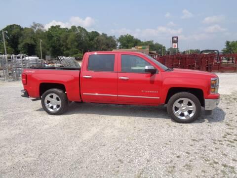 2014 Chevrolet Silverado 1500 for sale at Rod's Auto Farm & Ranch in Houston MO