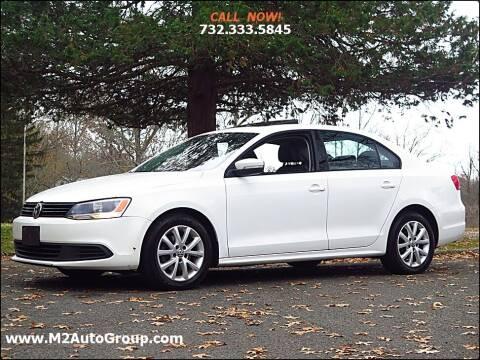 2011 Volkswagen Jetta for sale at M2 Auto Group Llc. EAST BRUNSWICK in East Brunswick NJ