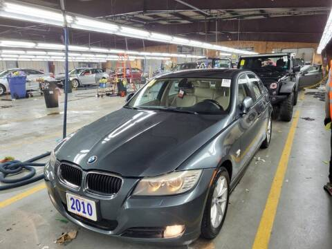 2010 BMW 3 Series for sale at Franklyn Auto Sales in Cohoes NY