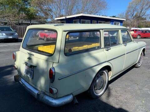1966 Volvo 122 for sale at Dodi Auto Sales in Monterey CA