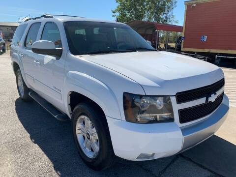 2010 Chevrolet Tahoe for sale at JAVY AUTO SALES in Houston TX