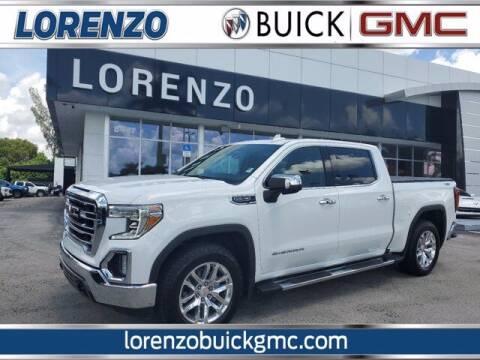 2021 GMC Sierra 1500 for sale at Lorenzo Buick GMC in Miami FL