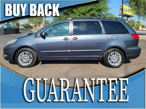2010 Toyota Sienna for sale at Reliable Auto Sales in Las Vegas NV