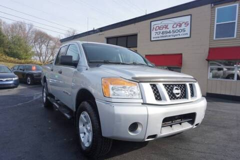 2008 Nissan Titan for sale at I-Deal Cars LLC in York PA