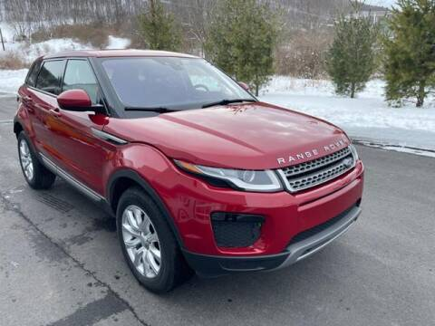 2018 Land Rover Range Rover Evoque for sale at Hawkins Chevrolet in Danville PA