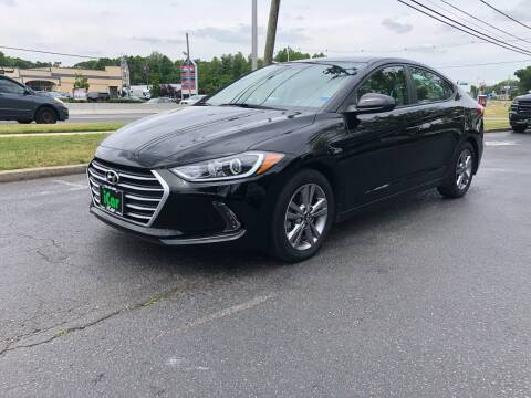 2018 Hyundai Elantra for sale at iCar Auto Sales in Howell NJ