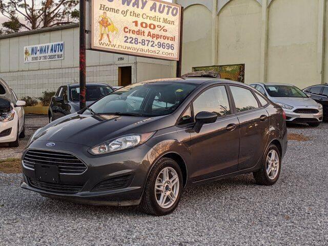 2018 Ford Fiesta for sale at Nu-Way Auto Ocean Springs in Ocean Springs MS
