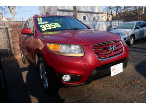 2011 Hyundai Santa Fe for sale at M & R Auto Sales INC. in North Plainfield NJ