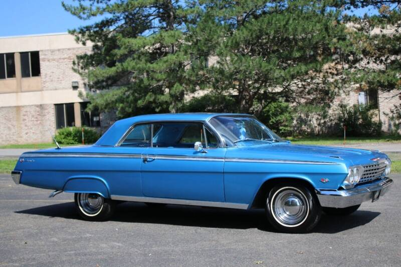 1962 Chevrolet Impala for sale at Great Lakes Classic Cars & Detail Shop in Hilton NY