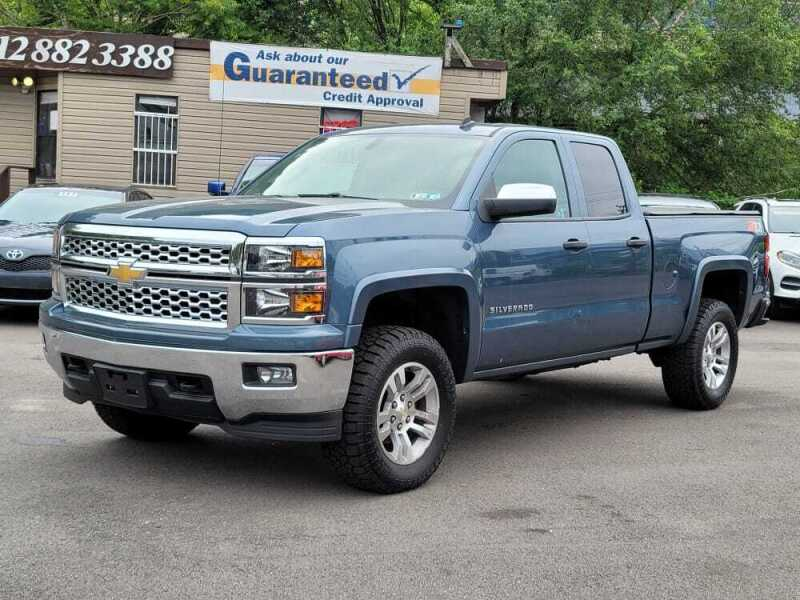 2014 Chevrolet Silverado 1500 for sale at Ultra 1 Motors in Pittsburgh PA