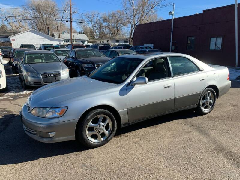 2001 Lexus ES 300 for sale at B Quality Auto Check in Englewood CO