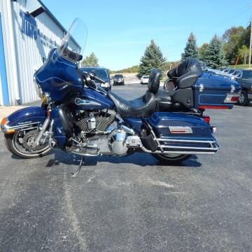 2000 Harley-Davidson ULTRA TOURING for sale at TIM'S ALIGNMENT & AUTO SVC in Fond Du Lac WI