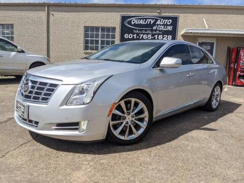 2013 Cadillac XTS for sale at Quality Auto of Collins in Collins MS