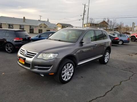 2008 Volkswagen Touareg 2 for sale at Cool Cars LLC in Spokane WA