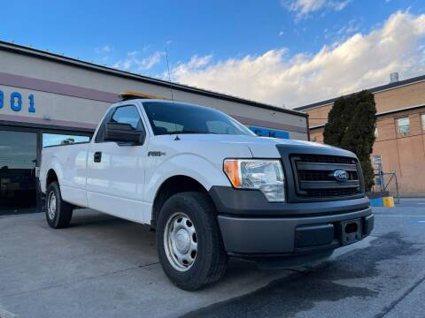 2013 Ford F-150 for sale at Car Mart Auto Center II, LLC in Allentown PA