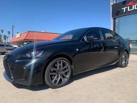 2017 Lexus IS 200t for sale at Tucson Auto Sales in Tucson AZ