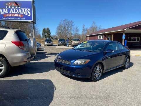 2010 Scion tC for sale at Sam Adams Motors in Cedar Springs MI
