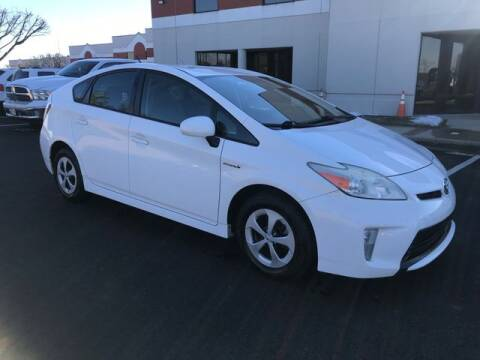2012 Toyota Prius for sale at SEIZED LUXURY VEHICLES LLC in Sterling VA