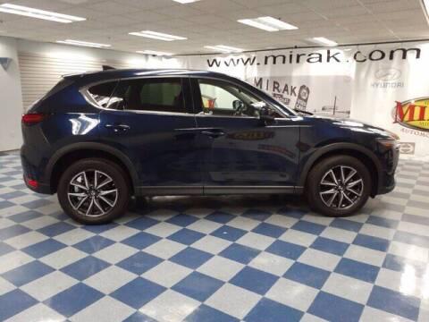 2018 Mazda CX-5 for sale at Mirak Hyundai in Arlington MA