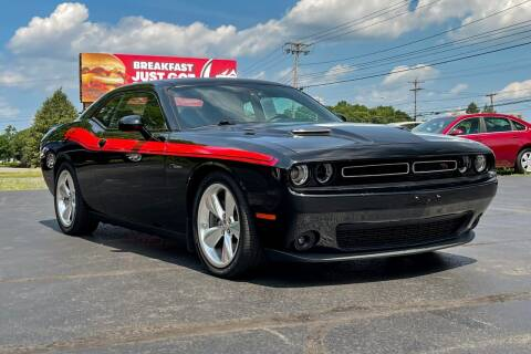 2015 Dodge Challenger for sale at Knighton's Auto Services INC in Albany NY