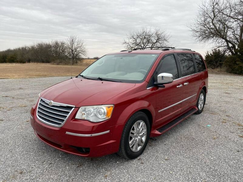 2010 Chrysler Town and Country for sale at FAIRWAY AUTO SALES in Augusta KS