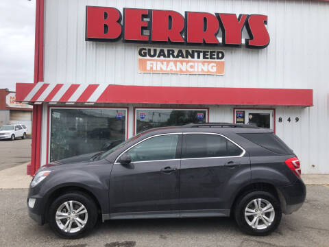 2016 Chevrolet Equinox for sale at Berry's Cherries Auto in Billings MT