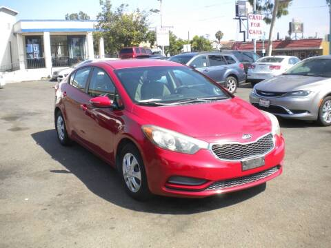 2014 Kia Forte for sale at AUTO SELLERS INC in San Diego CA