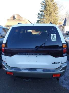 2002 Mitsubishi Montero Sport for sale at WB Auto Sales LLC in Barnum MN