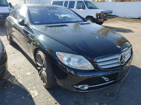 2007 Mercedes-Benz CL-Class for sale at Auto Direct Inc in Saddle Brook NJ