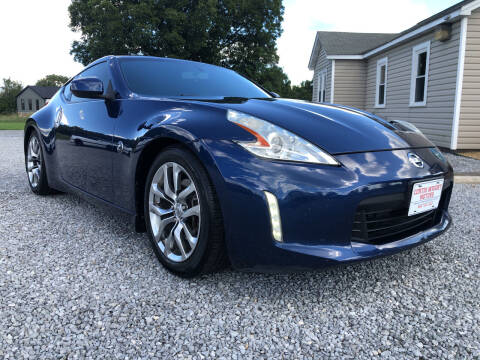 2014 Nissan 370Z for sale at Curtis Wright Motors in Maryville TN
