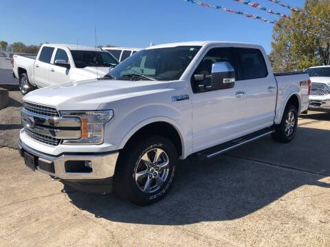 2018 Ford F-150 for sale at Greg's Auto Sales in Poplar Bluff MO