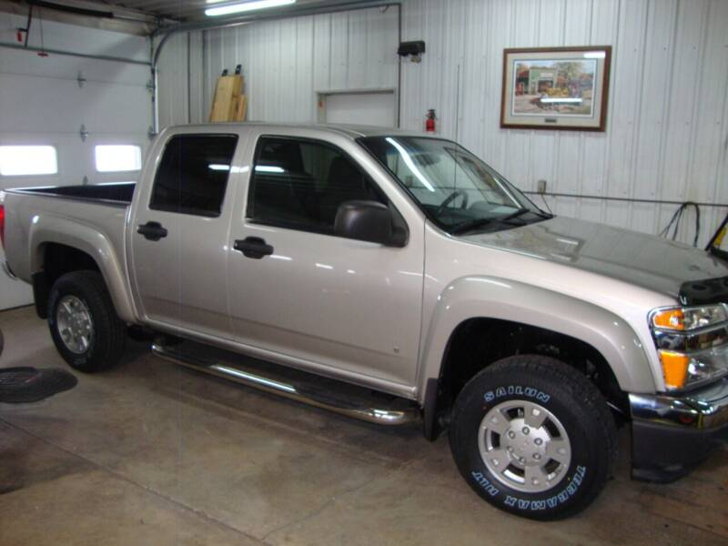 2007 GMC Canyon for sale at Ditsworth Auto Sales in Bancroft IA