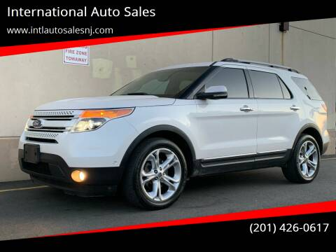 2011 Ford Explorer for sale at International Auto Sales in Hasbrouck Heights NJ