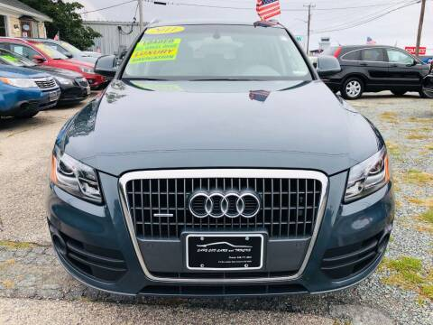 2011 Audi Q5 for sale at Cape Cod Cars & Trucks in Hyannis MA