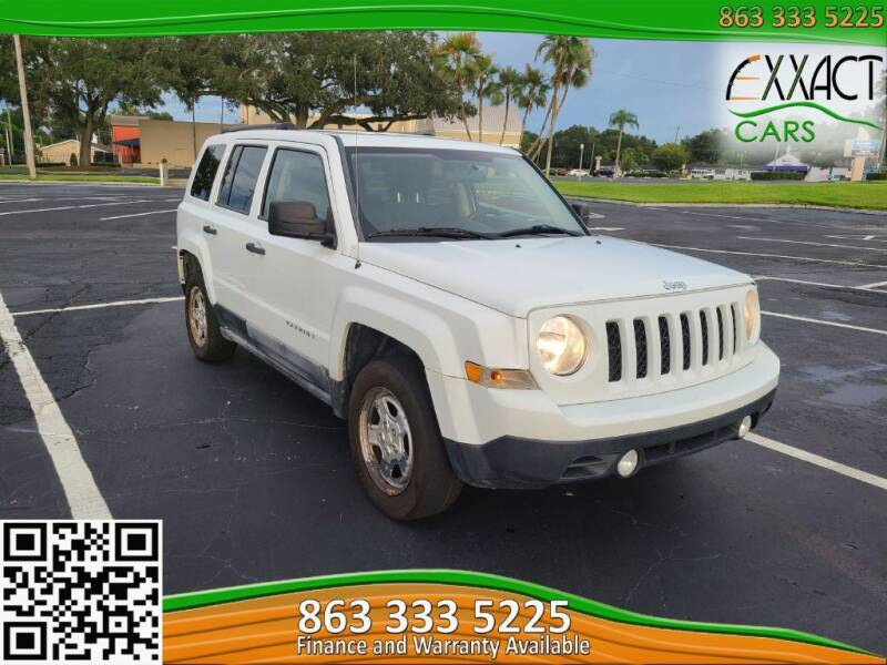 2011 Jeep Patriot for sale at Exxact Cars in Lakeland FL