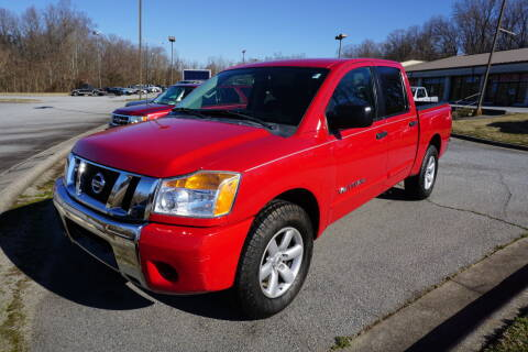2012 Nissan Titan for sale at Modern Motors - Thomasville INC in Thomasville NC