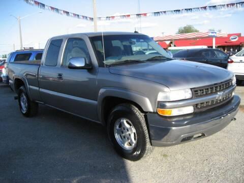 2002 Chevrolet Silverado 1500 for sale at Stateline Auto Sales in Post Falls ID