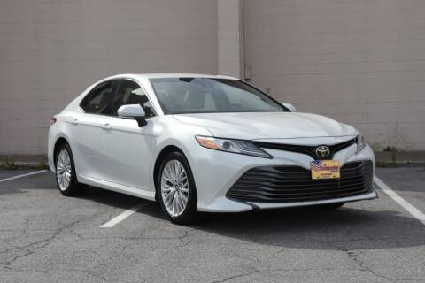 2018 Toyota Camry for sale at El Compadre Trucks in Doraville GA