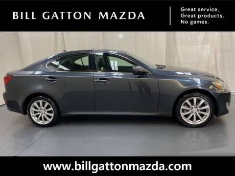 2007 Lexus IS 250 for sale at Bill Gatton Used Cars - BILL GATTON ACURA MAZDA in Johnson City TN