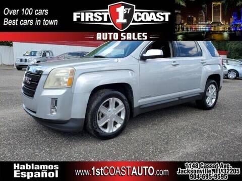 2011 GMC Terrain for sale at 1st Coast Auto -Cassat Avenue in Jacksonville FL