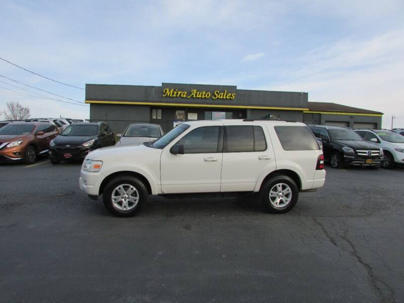 2010 Ford Explorer for sale at MIRA AUTO SALES in Cincinnati OH
