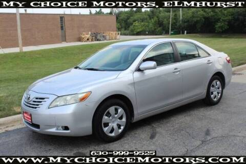 2008 Toyota Camry for sale at My Choice Motors Elmhurst in Elmhurst IL