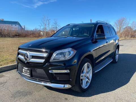 2016 Mercedes-Benz GL-Class for sale at Pristine Auto Group in Bloomfield NJ