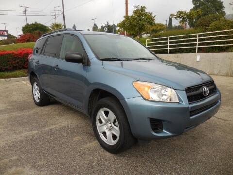 2010 Toyota RAV4 for sale at ARAX AUTO SALES in Tujunga CA