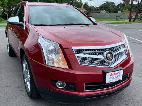2010 Cadillac SRX for sale at Consumer Auto Credit in Tampa FL