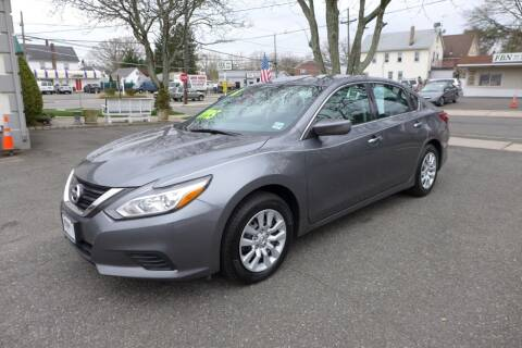 2018 Nissan Altima for sale at FBN Auto Sales & Service in Highland Park NJ