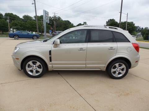 2014 Chevrolet Captiva Sport for sale at WAYNE HALL CHRYSLER JEEP DODGE in Anamosa IA
